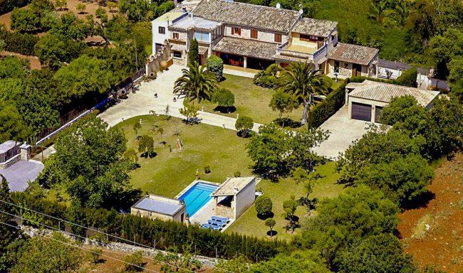 Villa in der Nähe von Pollensa