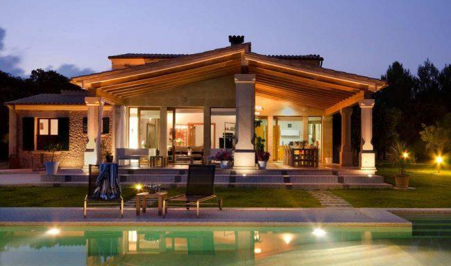 Unglaubliche Luxus-Villa nahe dem Golfplatz von Pollensa