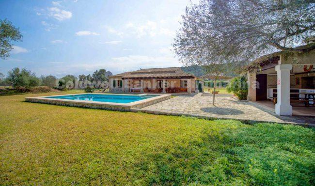 Villa zwischen Pollensa und dem Meer