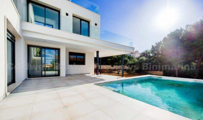 Moderne Villa mit Pool und Meerblick in Bonaire