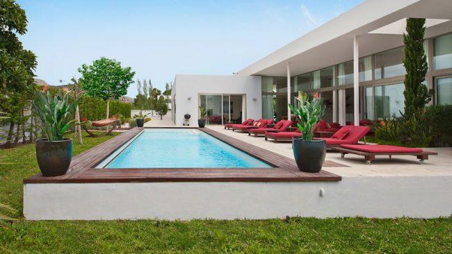 Spektakuläre Villa mit beheiztem Pool – Puerto Pollensa