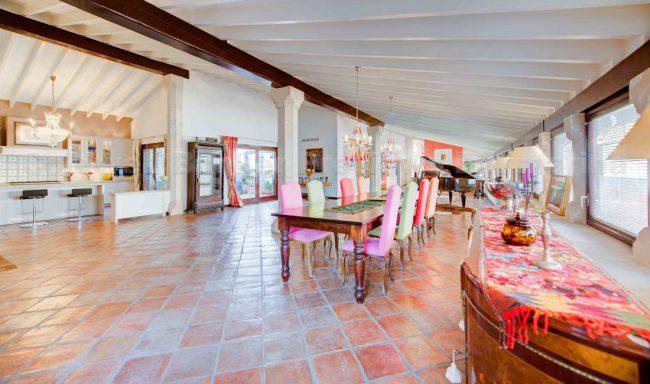 Luxus Penthouse mit 2 Terrassen im Stadtzentrum Palma de Mallorca